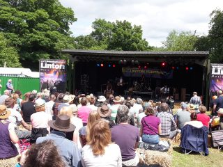 Edge Networks support charity music festival