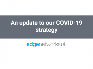An update to our COVID-19 strategy