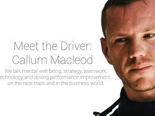 Meet the Driver: Callum Macleod